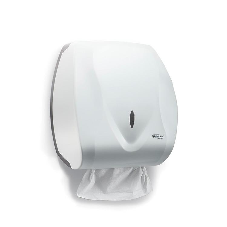 Toalheiro Velox Interfolha 500 Folhas Branco C19533 - Premisse