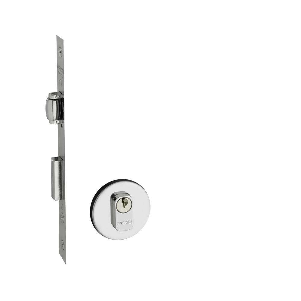 Rolete Kit Cromado 459-45R Cil55 Cont - Pado
