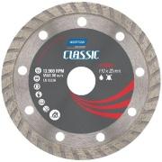 Disco de Corte Diamantado Turbo Classic 110 x 20,00mm - Norton