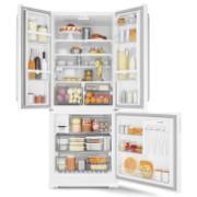 Geladeira/Refrigerador Brastemp Frost Free Side Inverse 540L Branco 127V - BRO80ABANA