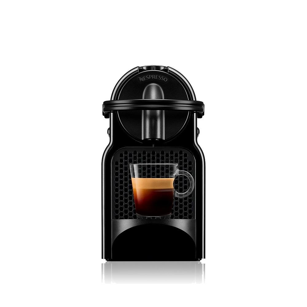 Cafeteira Expresso Nespresso Inissia Preto 220v - D40br3bkne