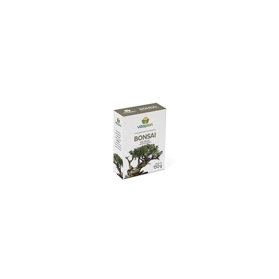 Fertilizante Mineral para Bonsais 150 g 401 - Nutriplan