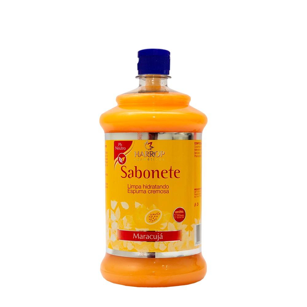 Sabonete Liquido Maracuja 1L - Becker