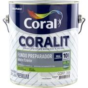 Fundo Preparador Base Água 3,6L Coralit Zero - Coral