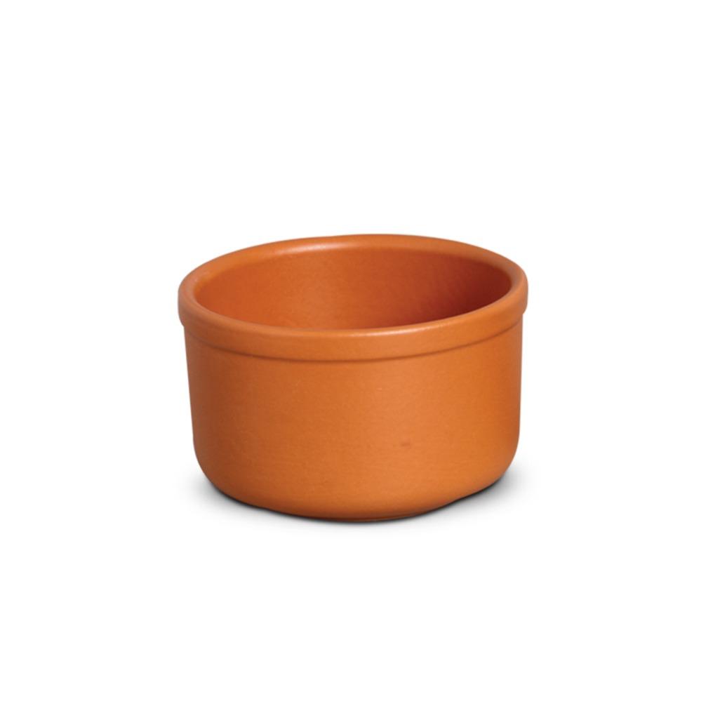 Tigela Funda de Ceramica Redonda 10L Tijolo - Nova Imagem