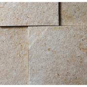 Pedra Rustica 30x30cm Quadrante Branco Serta - Revestir