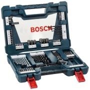Jogo de Acessório VLINE Titanio 83 Peças 2607017193 - Bosch