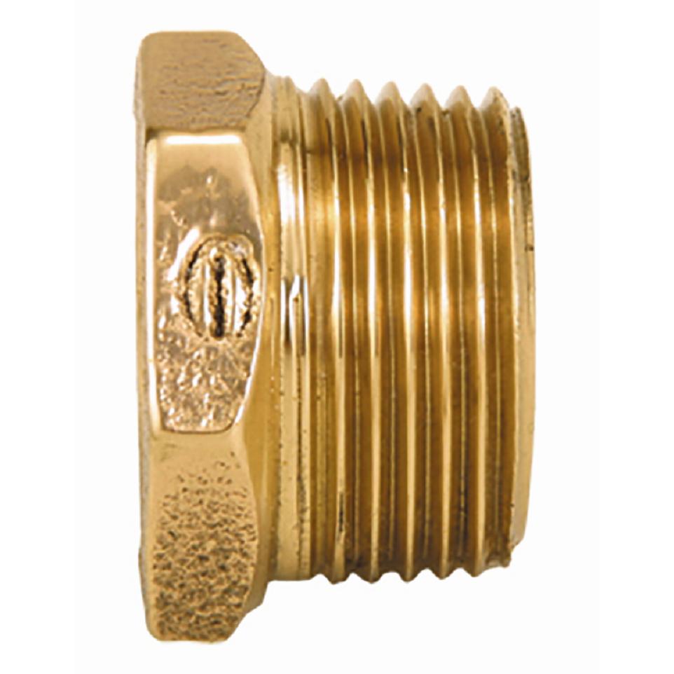 Bucha de Reducao Bronze Roscavel 34 x 12 - Eluma