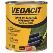 Tinta Impermeabilizante à Base de Alcatrão Piche Extra 900ml - Vedacit