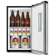 Cervejeira Consul Frost Free Titanium 220V 82L CZD12AT com Painel Touch