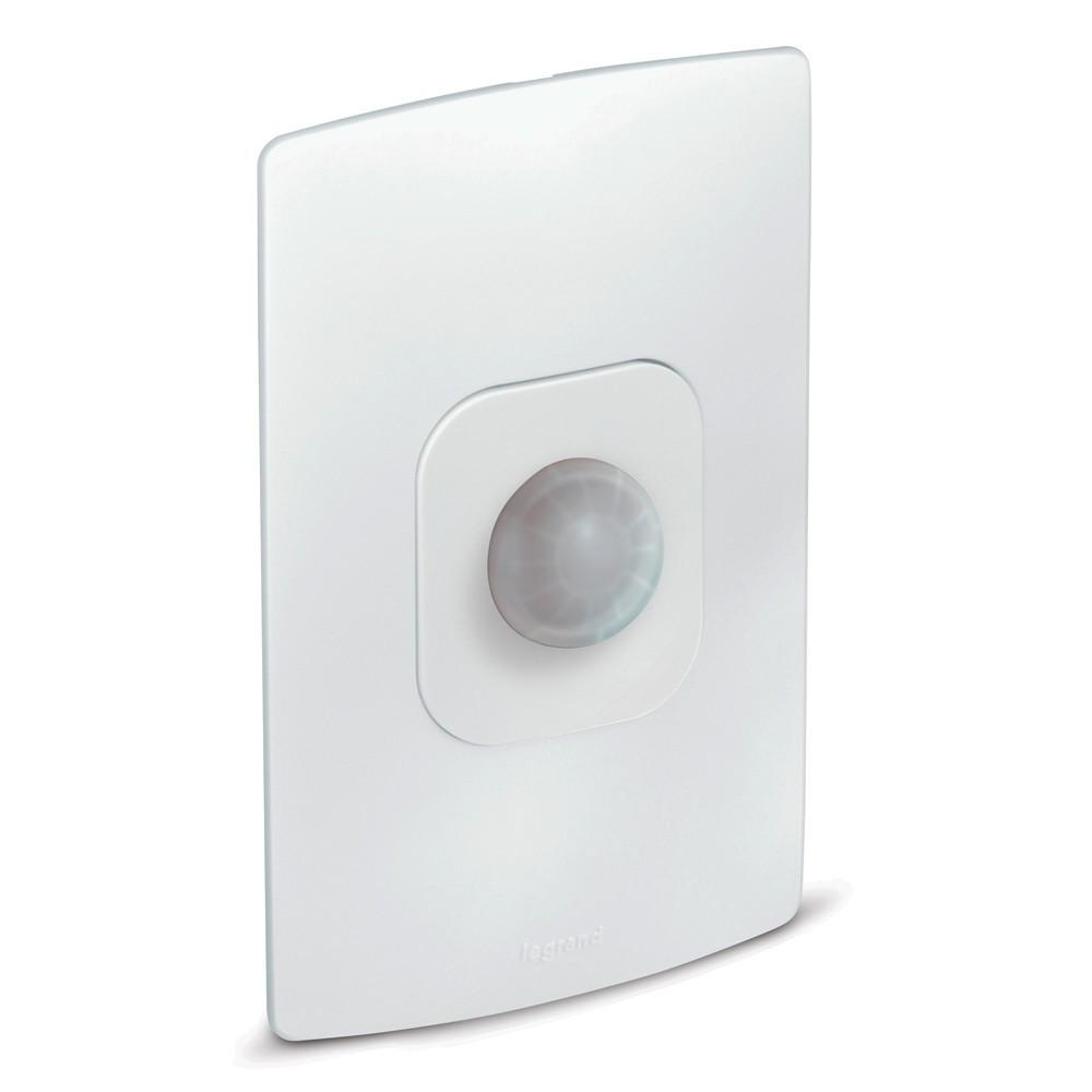 Conjunto de Sensor de presenca Bivolt Nereya - 663028 - Legrand