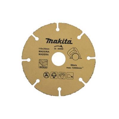 Disco de Serra Marmore 110x20 mm B-40668 - Makita