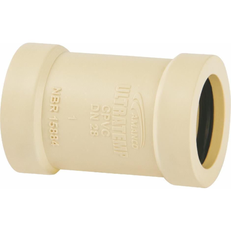 Luva de Correr CPVC 28 mm - Amanco