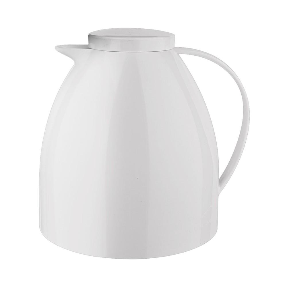 Bule Termico de Plastico Rosca 0400L Branco - Viena - Invicta