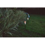 Luminária de Jardim Solar LED Balizadora Multicor 15540 - Ecoforce