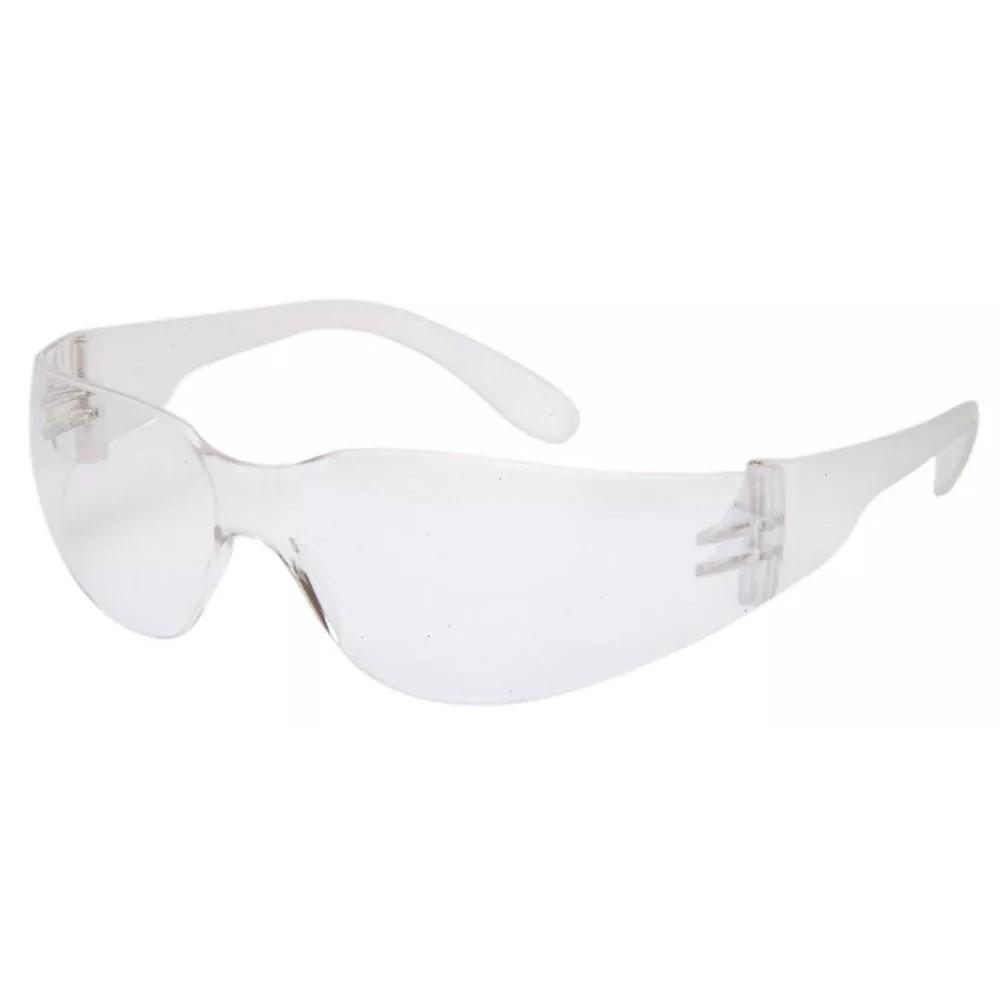 Oculos de Protecao Polipropileno Leopardo Incolor 413 - Kalipso