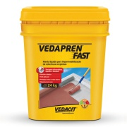 Manta Líquida Vedapren Fast Branco 24kg - Vedacit