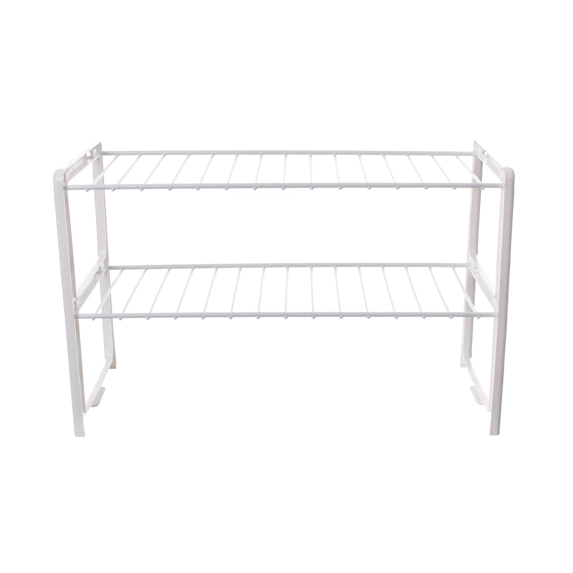 Organizador Multiuso 25x40x16 cm Branco - Metaltru