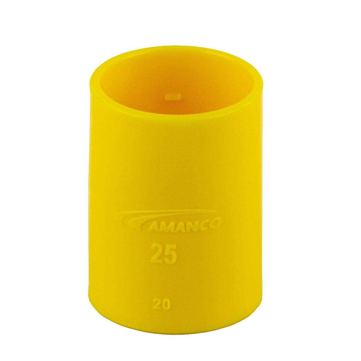 Luva Soldavel 34 PVC Antichamas - Amanco