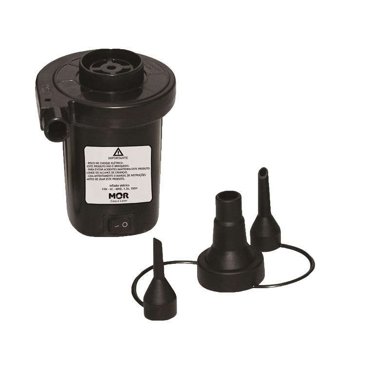 Inflador de Plastico Eletrico 110v - Mor