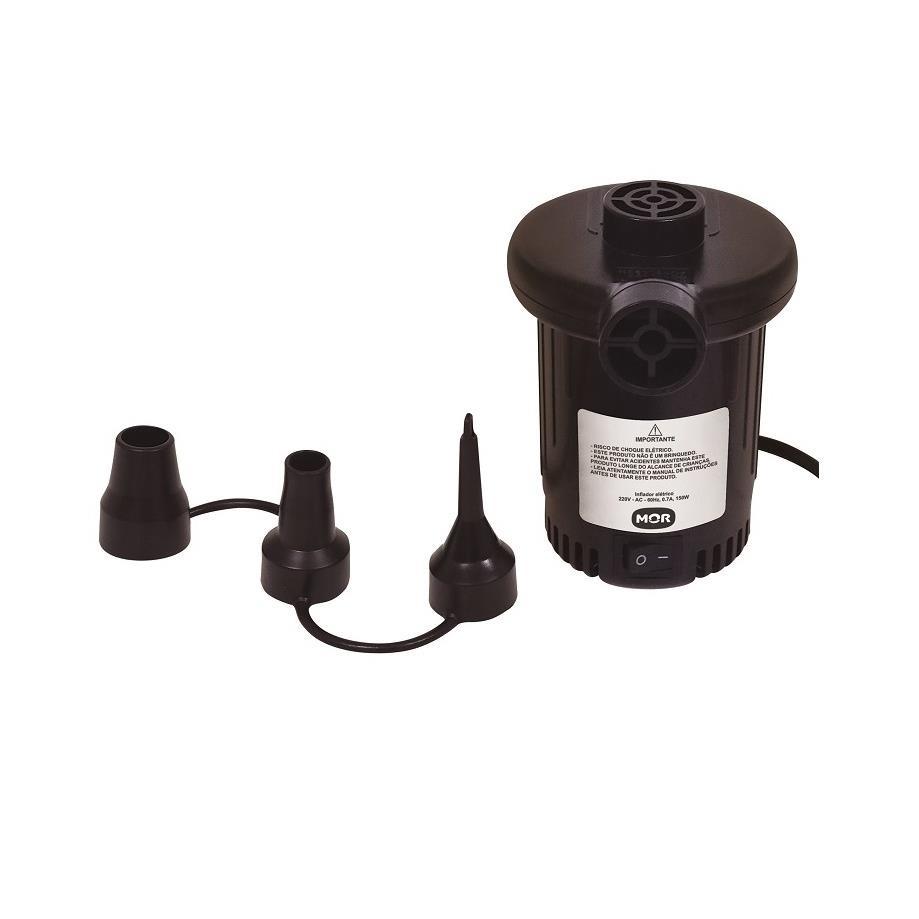 Inflador de Plastico Eletrico 220v - Mor
