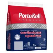 Rejunte L-Flex Preto Saco/4kg - PortoKoll