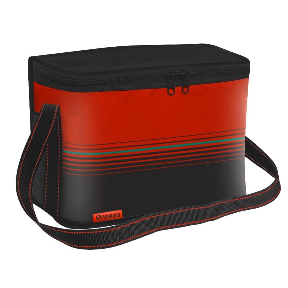 Bolsa Termica 180L Vermelho - Soprano