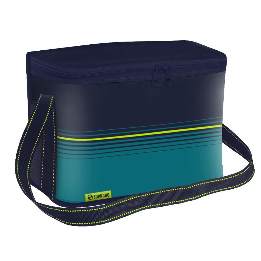 Bolsa Termica 180L Azul - Soprano