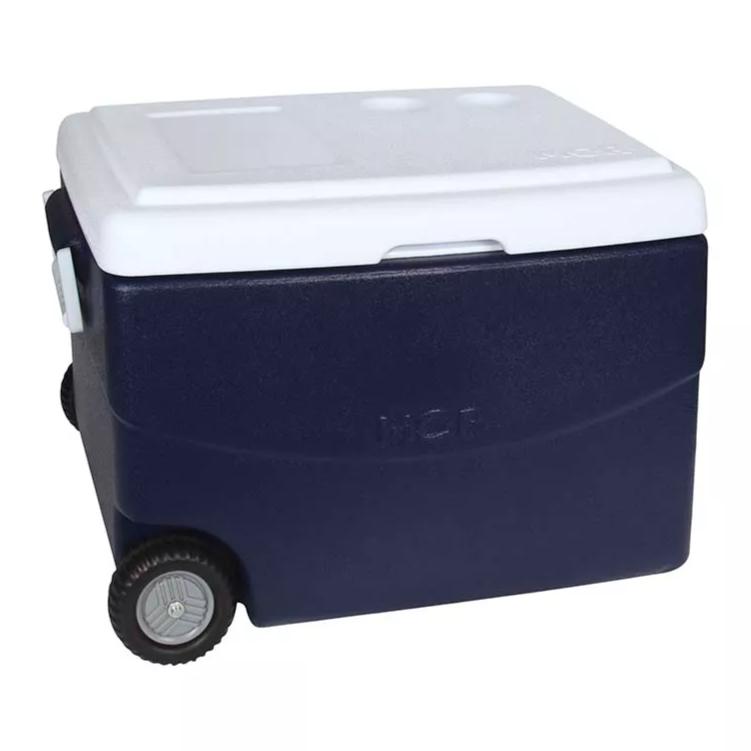 Caixa Termica 700L Azul Escuro - Mor