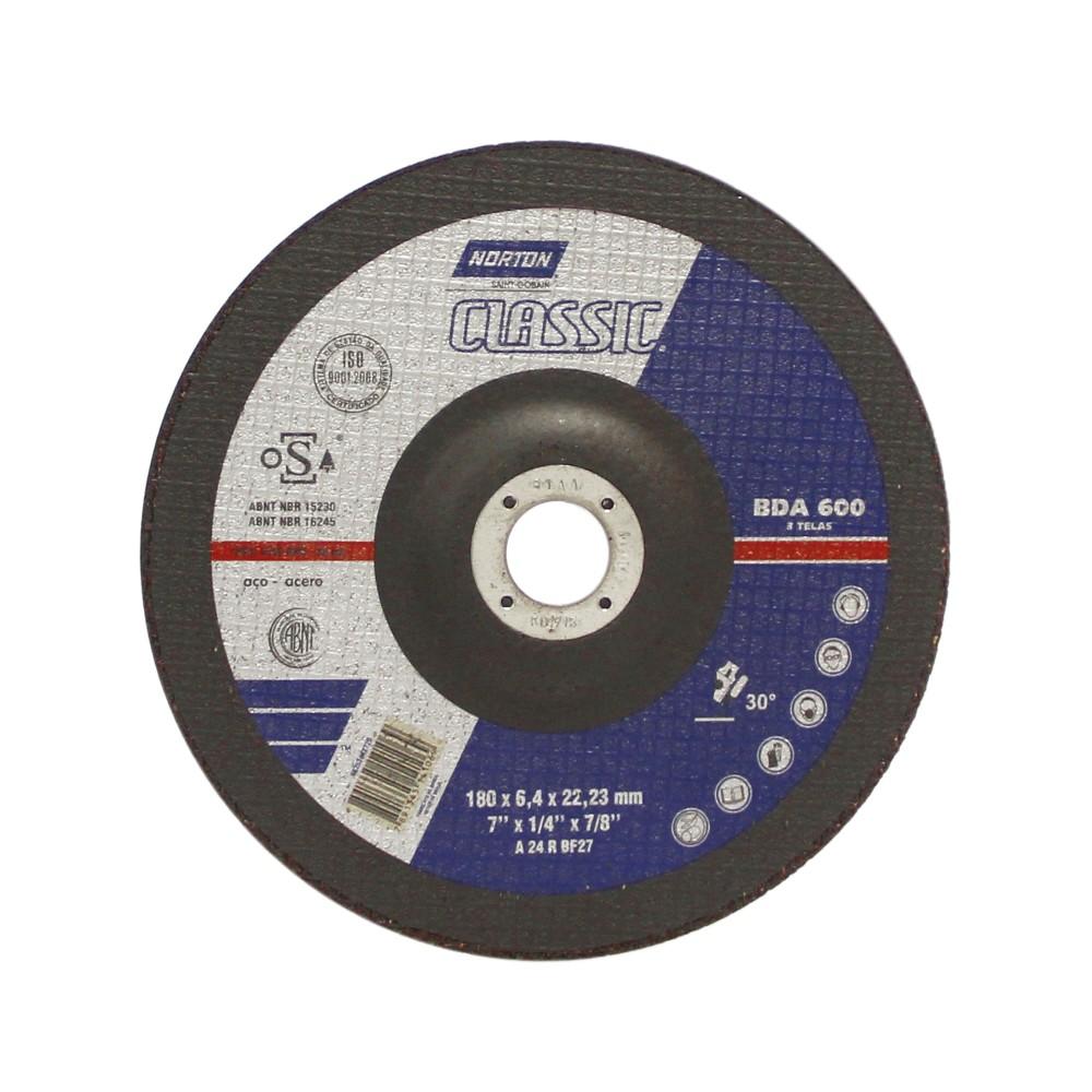 Disco de Desbaste 180 x 2223mm - Norton
