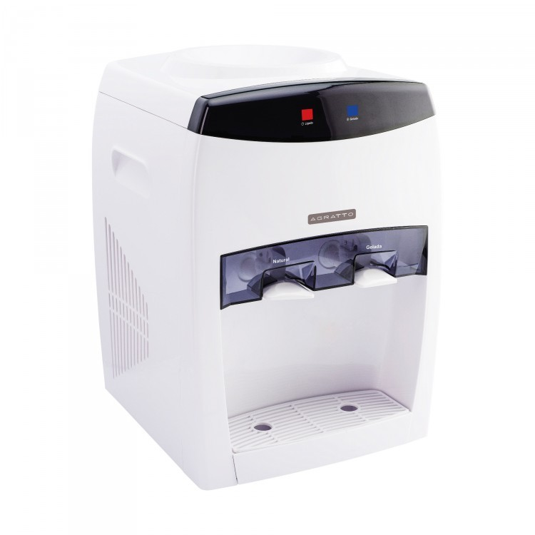 Bebedouro Eletronico de Mesa para Garrafao Branco Bivolt BEM-03 - Ventisol