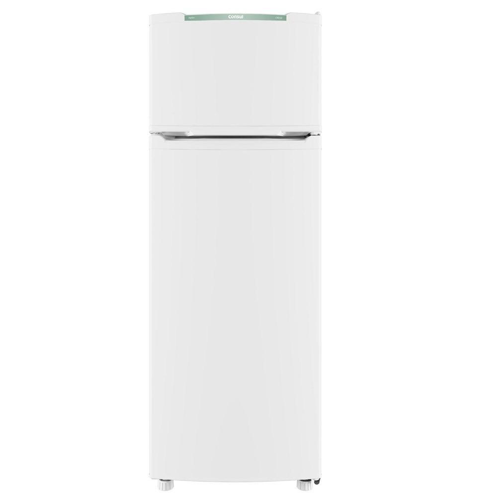 GeladeiraRefrigerador Consul Cycle Defrost Duplex 334L Branco 220V - CRD37EBBNA