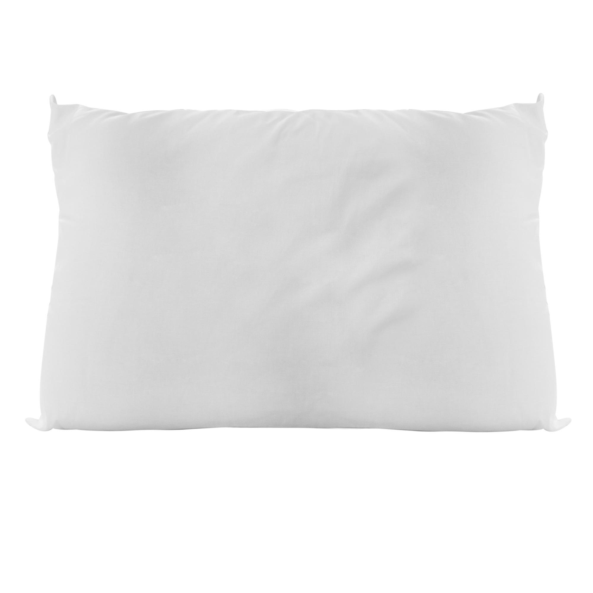 Travesseiro Fofura 45x65 cm Branco - Santista