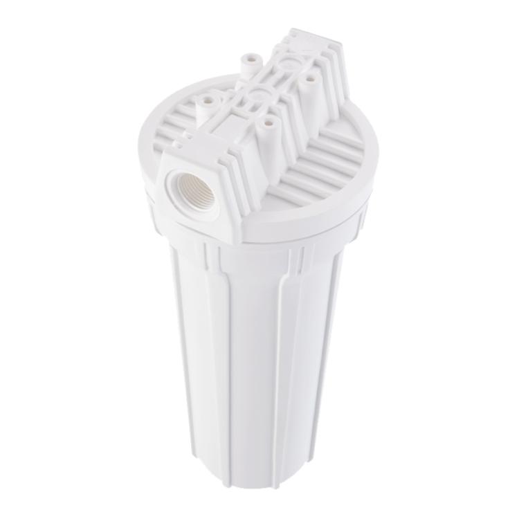 Filtro de Parede Plastico Bebedouro Pia Branco POU 9 - Hidrofiltros