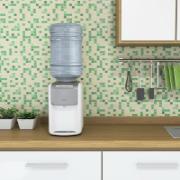 Bebedouro de Mesa Consul CJD20AB para Garrafão Refrigerado por Compressor Branco 220V