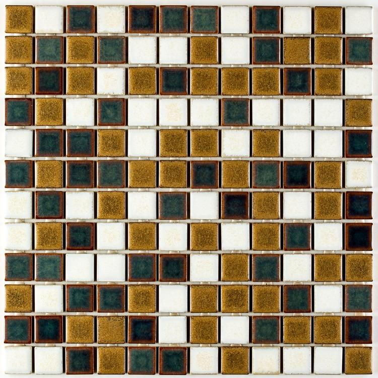 Revestimento Blend 39 Brilhante Tipo A 3205x3205cm Marrom - Atlas