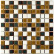 Revestimento Blend 39 Brilhante Tipo A 32,05x32,05cm Marrom - Atlas