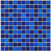 Revestimento Blend 46 Brilhante Tipo A 32,05x32,05cm Azul - Atlas