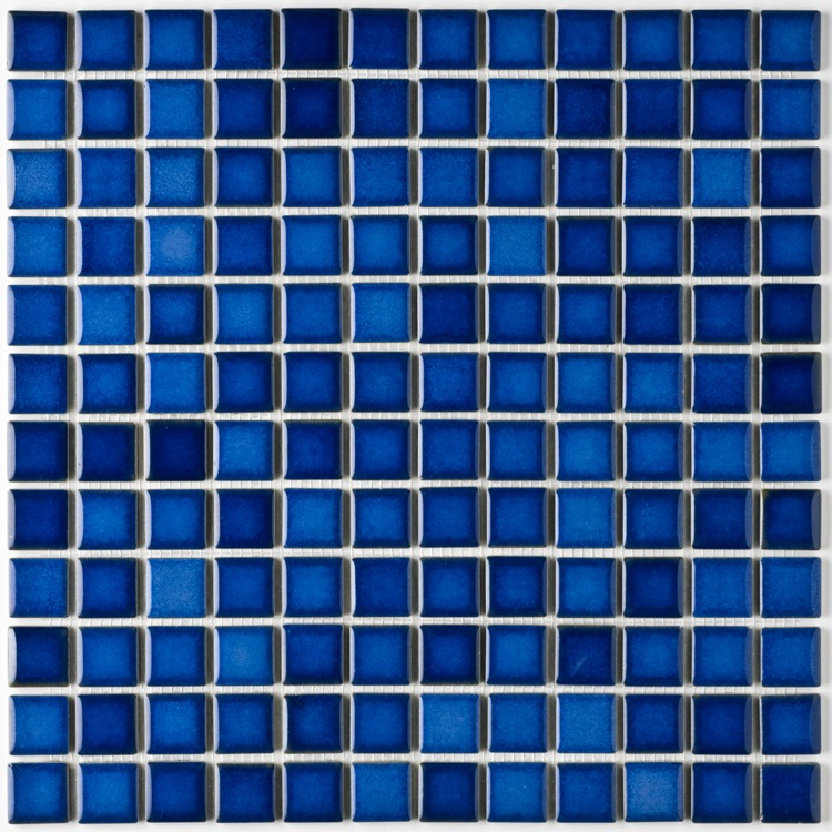 Revestimento Juquei Brilhante Tipo A 3205x3205cm Azul - Atlas