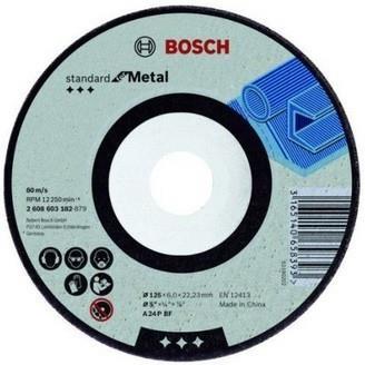 Disco de Desbaste Standatd for Metal 180x6x2223mm - Bosch