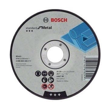 Disco de Corte Aco 180mm GR30 2608603167 - Bosch