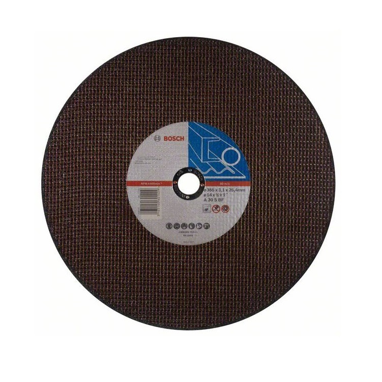 Disco de Corte Aco 355x31x244mm GR30 - Bosch