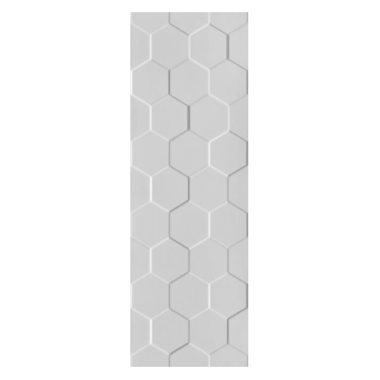 Revestimento Acetinado 30x902cm Retangular Branco -Incepa