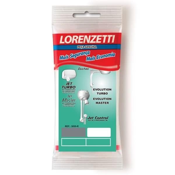 Resistencia Jet Control EletronicaJet TurboJet Master 5500W 3055S 127V - Lorenzetti