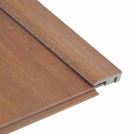 Perfil Piso Parede 210mx10cm MDF Maple Verona - Duratex
