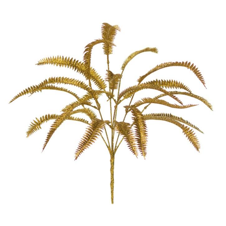 Haste Natalina 43 cm Capim Dourada 17572001