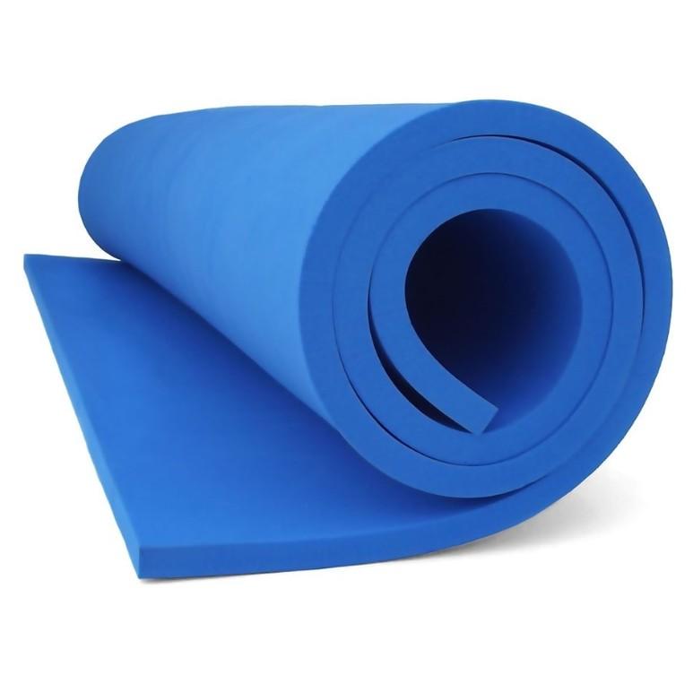 Colchonete de EVA 100 x 050 m Azul - Ibel