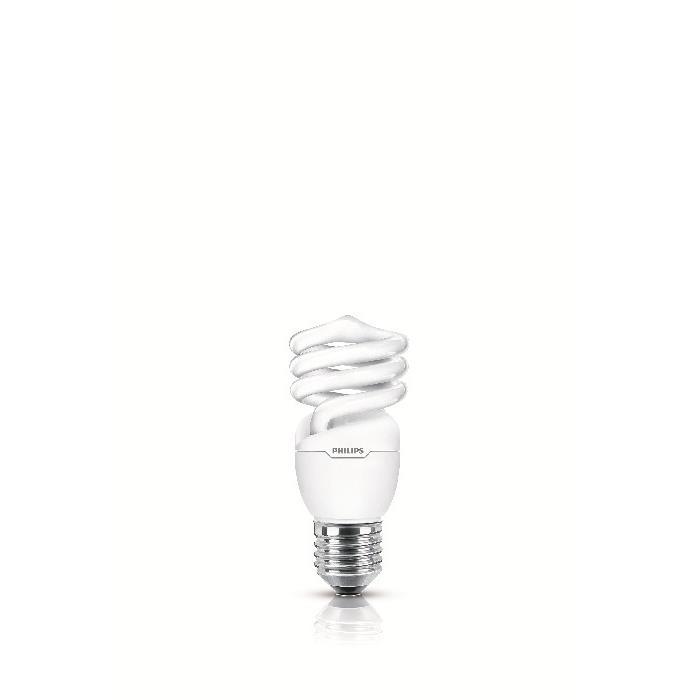 Lampada PL Integrada 20W Amarela Espiral ECO T2 M127 - Philips