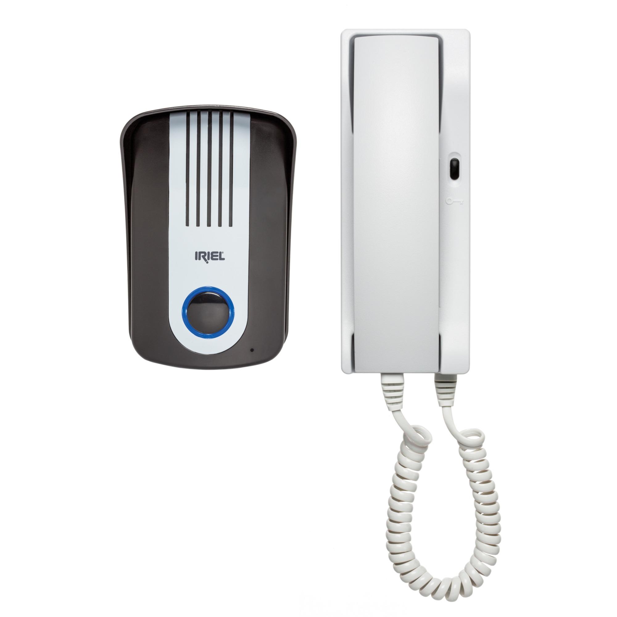 Porteiro Eletronico com Acionador Bivolt 58000 - Iriel