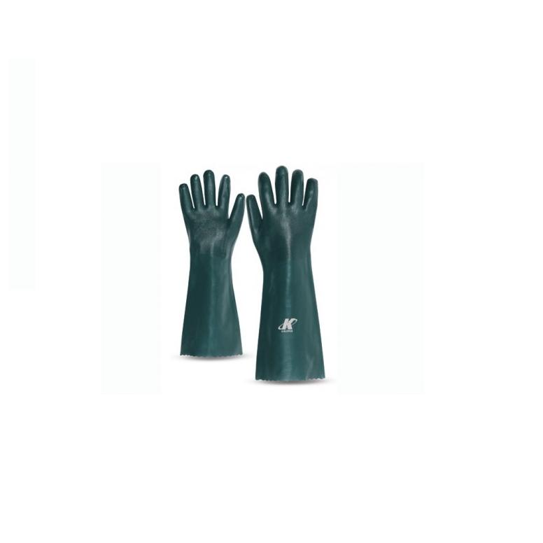 Luva PVC Lisa com Forro 45cm 021013 - Kalipso